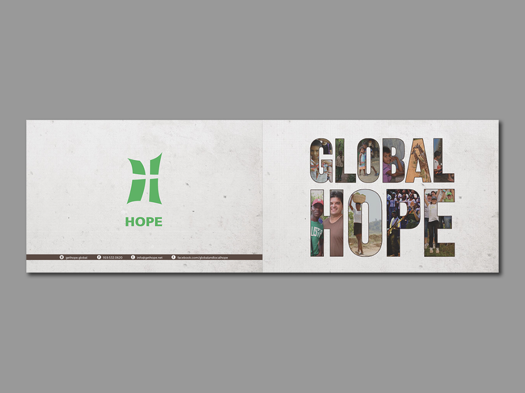 Global Hope Book Cover for Hope Community Church